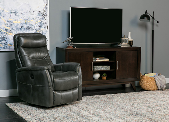 swivel glider recliner chair