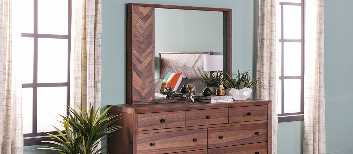 How to Choose a Wall Mirror | Living Spaces