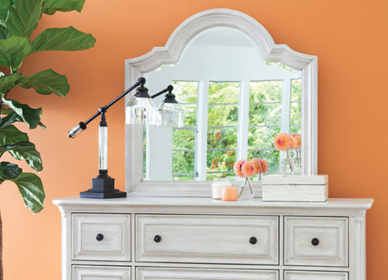 pick the right wall mirror style