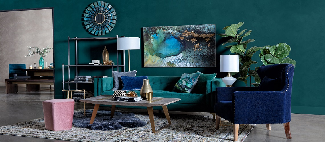 . The Jewel Tone Trend  How and Where To Use These Hues   Living Spaces