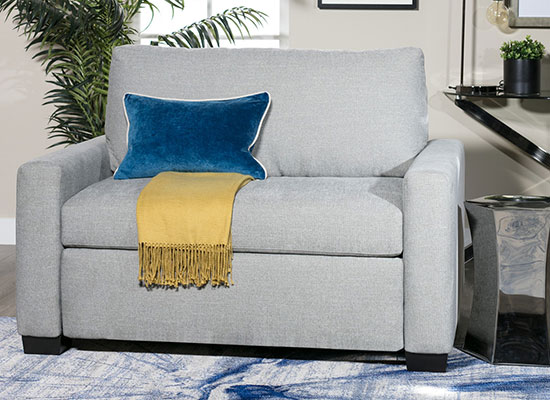 A Futon Sleeper Differs From Sofa Bed By How The Mattress Is Incorporated Into Design Itself In Cushions For Sleeping And