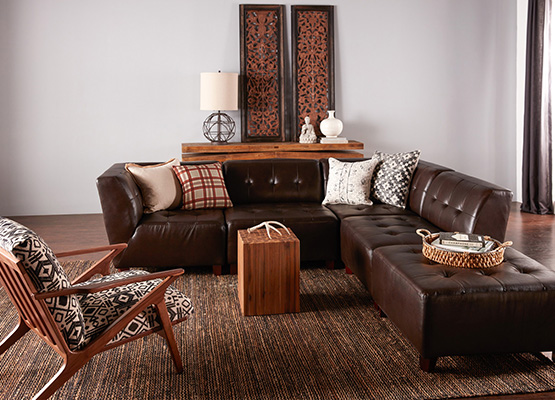 Rustic Style Living Room.What Is Rustic Style Living Spaces