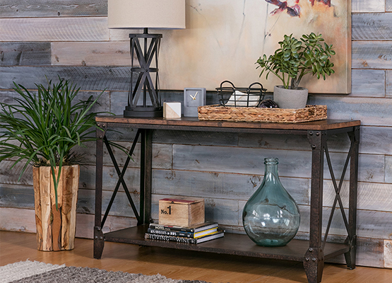 What Is Rustic Style Living Spaces
