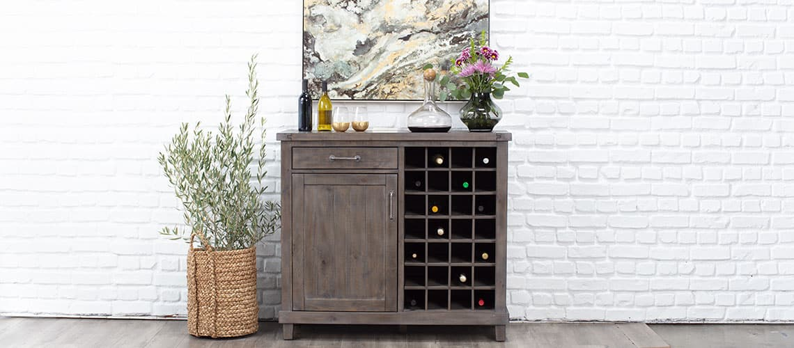 Three Bar Cart Styles To Put The Happy Back In Happy Hour Living
