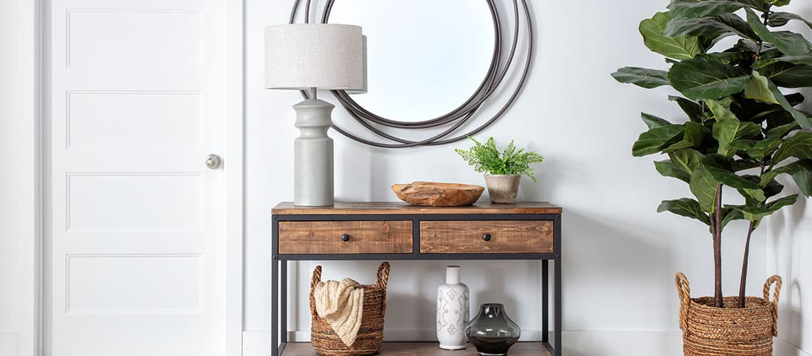 How To Clean A Mirror Without Leaving Streaks Living Spaces