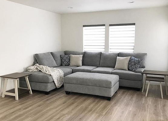 beige 3pc sectionals