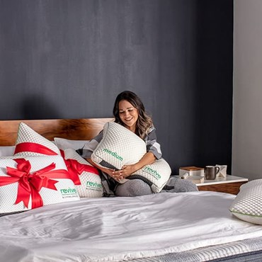gifts for her - revive pillows
