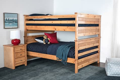 How To Buy A Mattress For A Bunk Bed Trundle Bed More Living Spaces