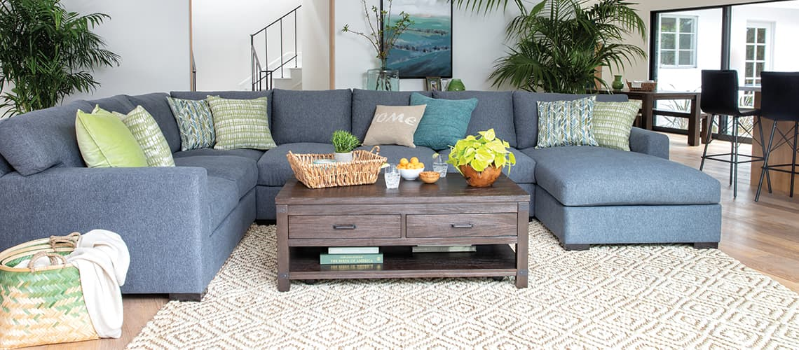 Living Room Ideas on a Budget: Styling Affordable Furniture ...