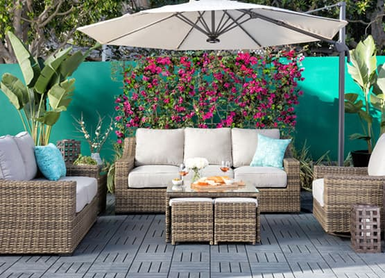outdoor patio lounge 2