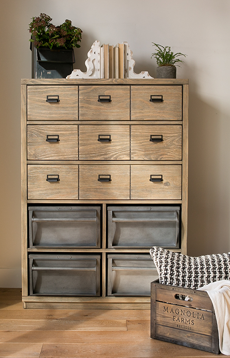 types of drawers