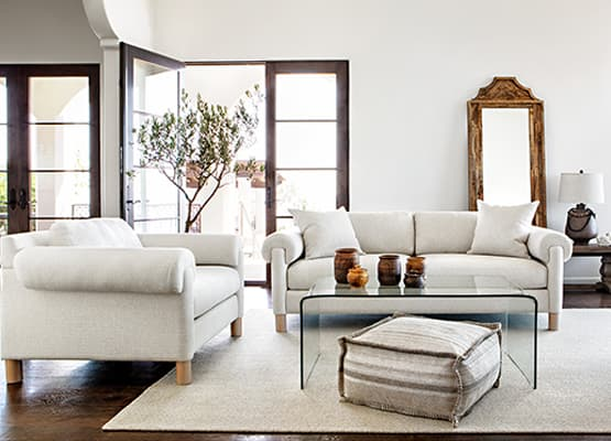 Ivory Color Guide Refresh Calm With Off White Living Spaces