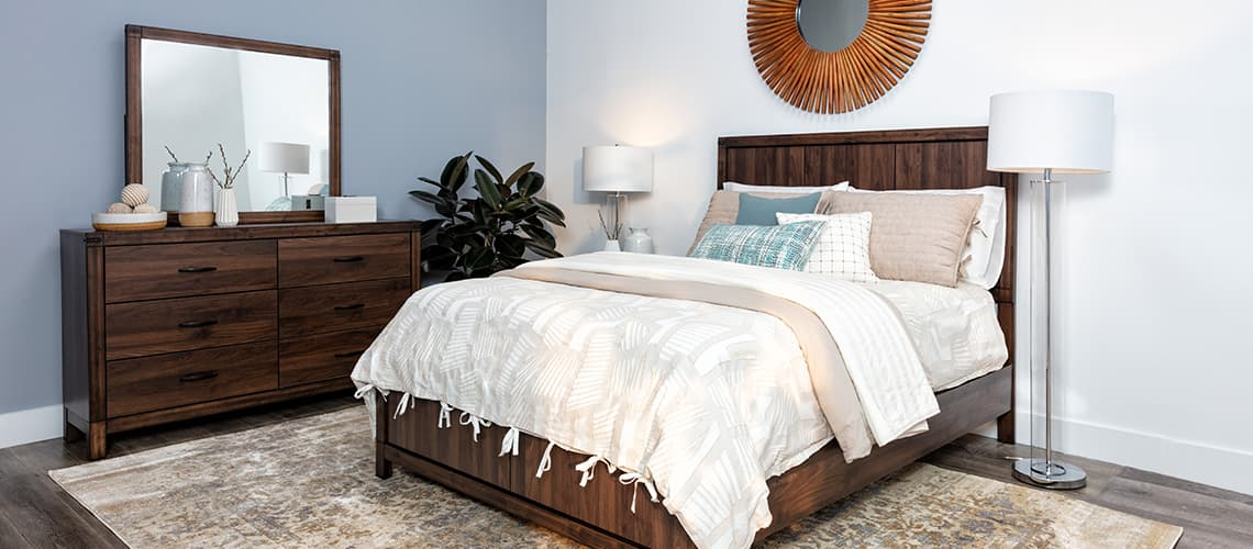 How To A Tall Dresser Bedroom