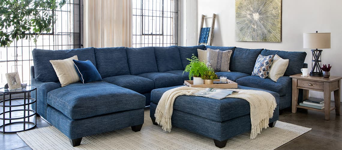 Shades of Blue: Color Choices for Every Space | Living Spaces