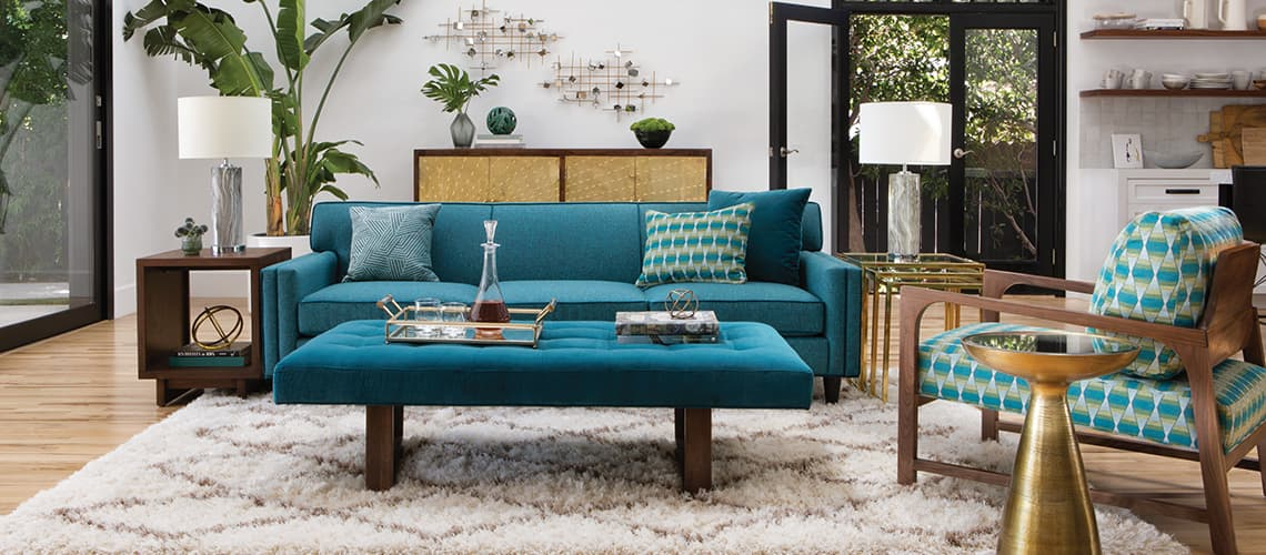City Style Create A Florida Inspired Space Living Spaces