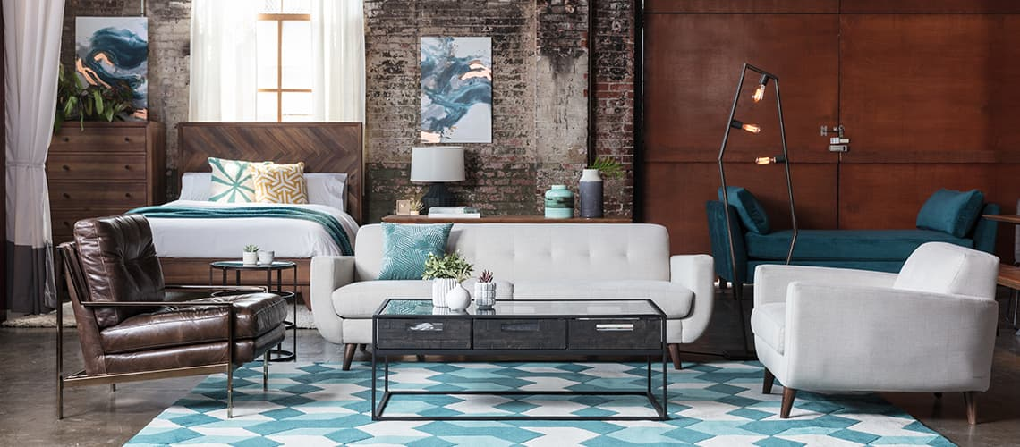 City Style Create A Chicago Inspired Space Living Spaces