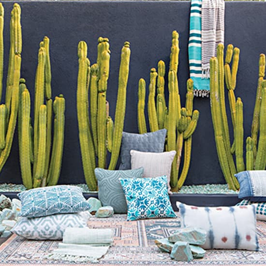 City Style Create An Arizona Inspired Space Living Spaces