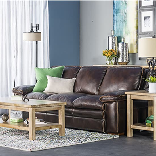 What Color Rug Goes With A Brown Couch, What Colours Go With Dark Brown Leather Sofa