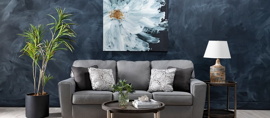 Hang Up Canvas Art without a Frame