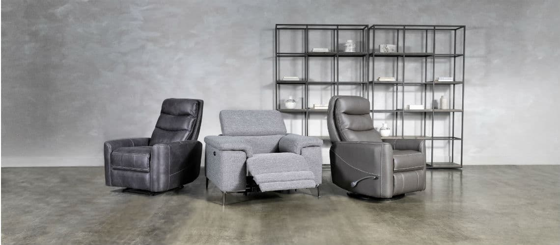 light recliners