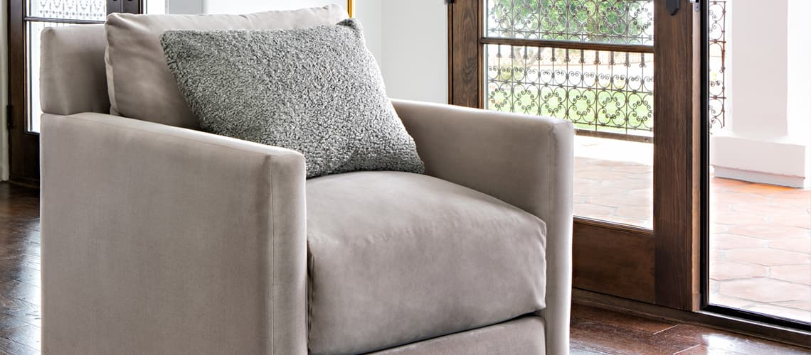 How To Clean Fabric Chairs For Stains More Living Spaces