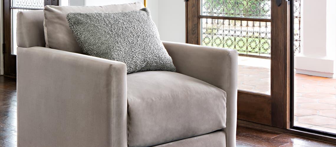 تنظيف الكراسي المصنوعة من القماش