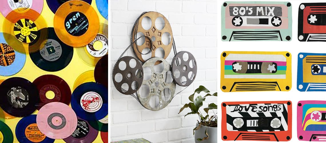Vintage Wall Decor Ideas That Ll Make You Want To Time Travel Living Spaces