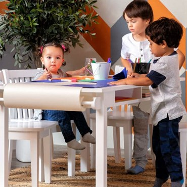 kids playroom table and chairs