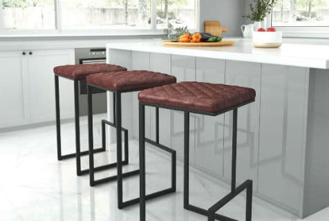 bar stool measuring