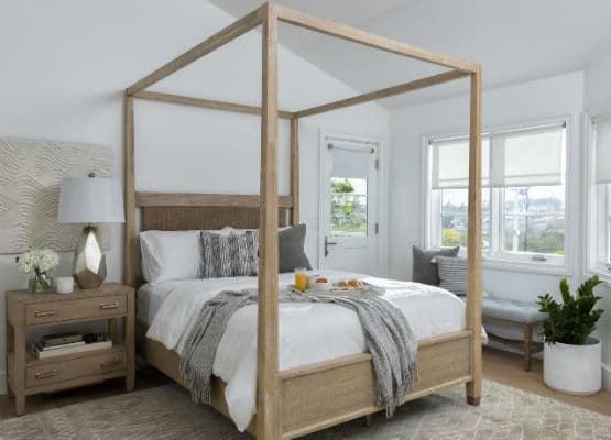 headboard buying guide - canopy