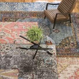area rugs square