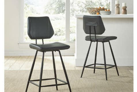 counter height dining chair