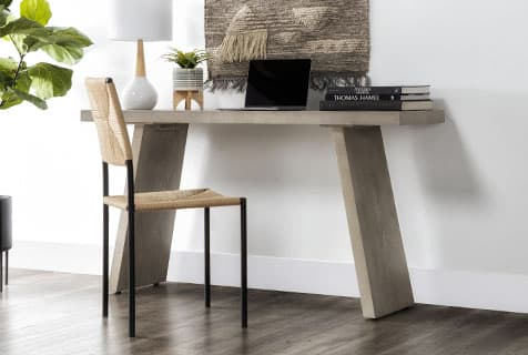 11 Best Minimalist Desks To Simplify Your Working Style Living Spaces