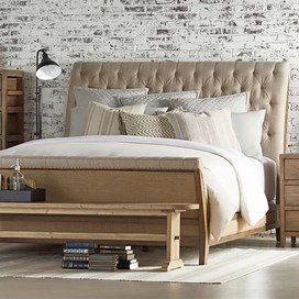 sleigh bed example