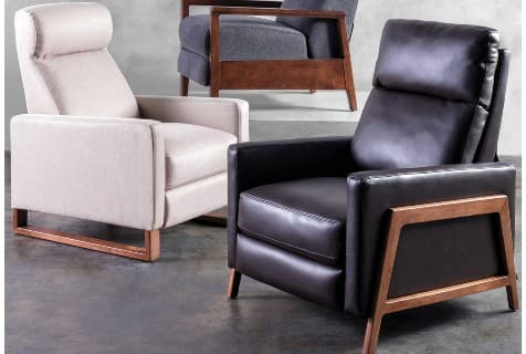 best leather reading chair 2021