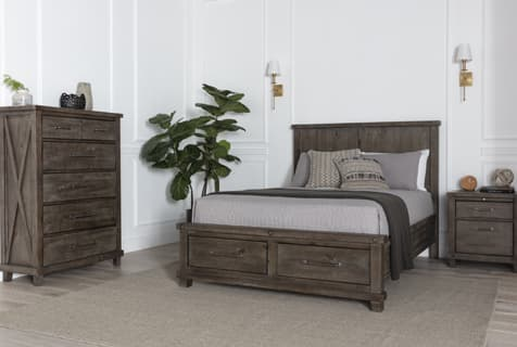 best industrial bedroom set