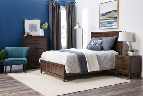 best wood bedroom set