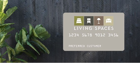 Living Spaces Financial Offer