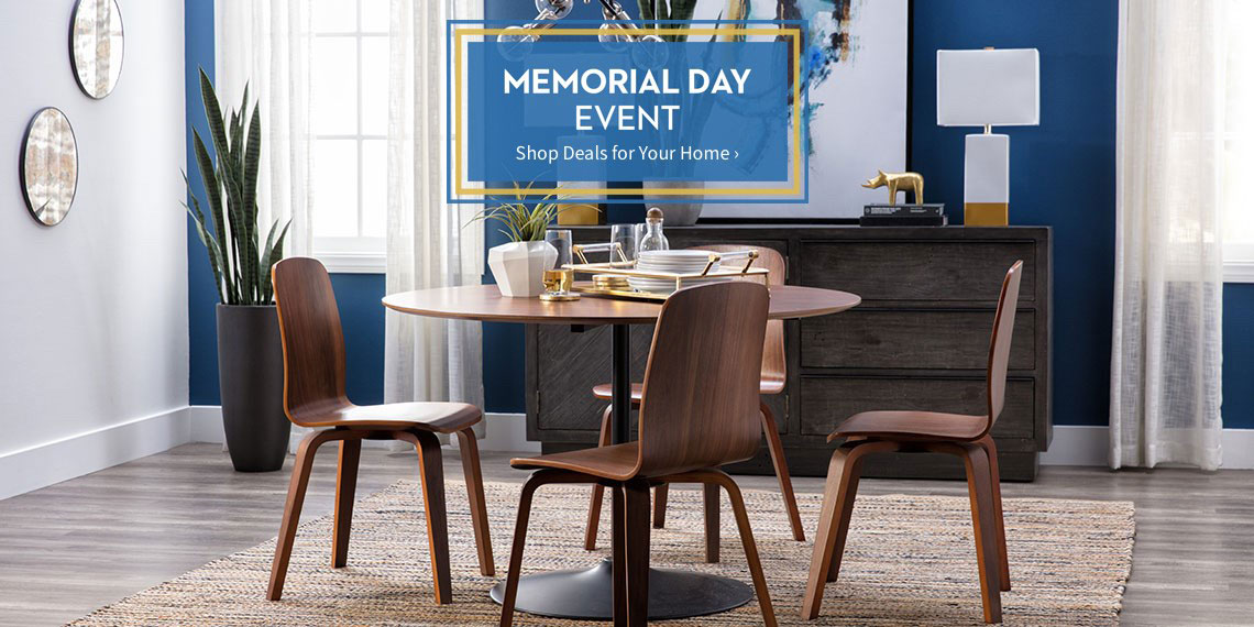 Memorial Day Event. Living Spaces ...