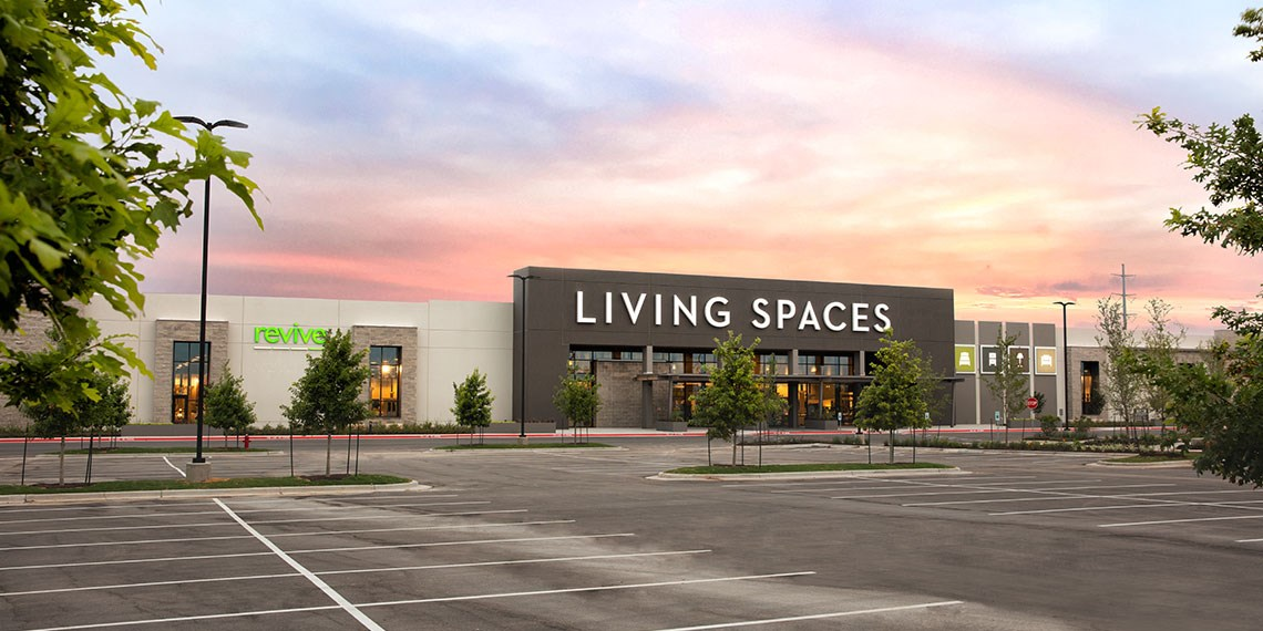 Living Spaces - Pflugerville Store