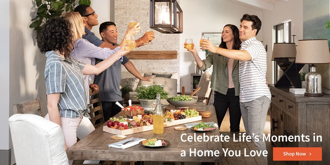 Celebrate Life's Moments in a Home You Love