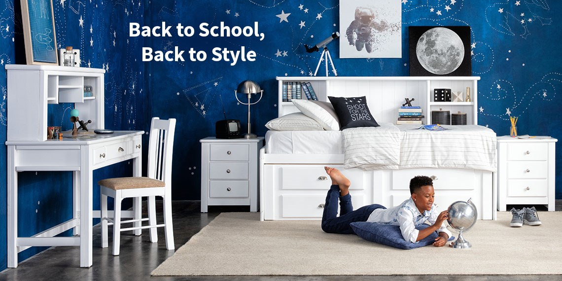 Back to school, Back to style