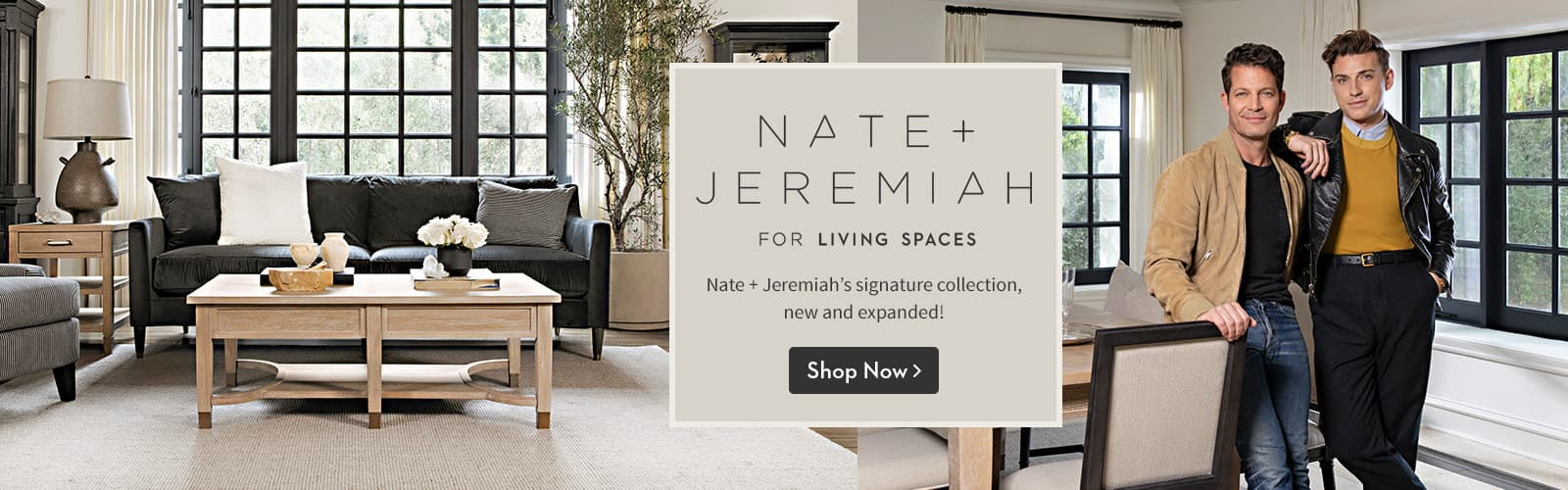 Nate Jeremiah For Living Es