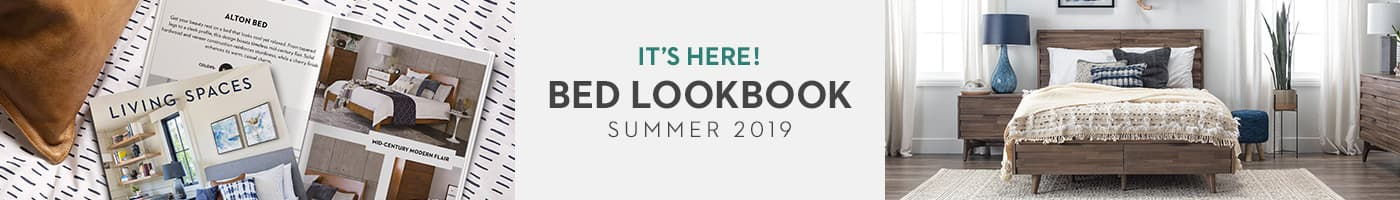 It's here! Bed Lookbook Summer 2019