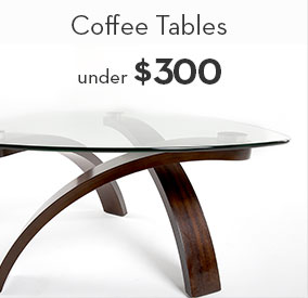 Coffee Tables under $300