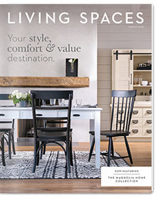 Furniture & Home Decor Catalogs | Living Spaces