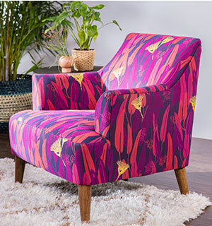 Justina Blakeney Alfie Accent Chair