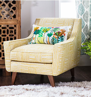Justina Blakeney Pacey Accent Chair