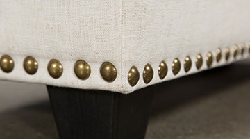 Nailhead furniture
