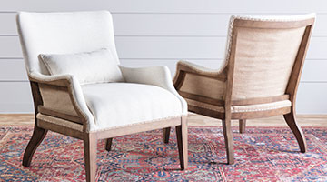 magnolia home chairs